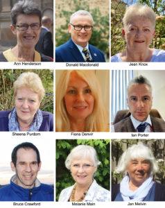 JG Trustees 2021